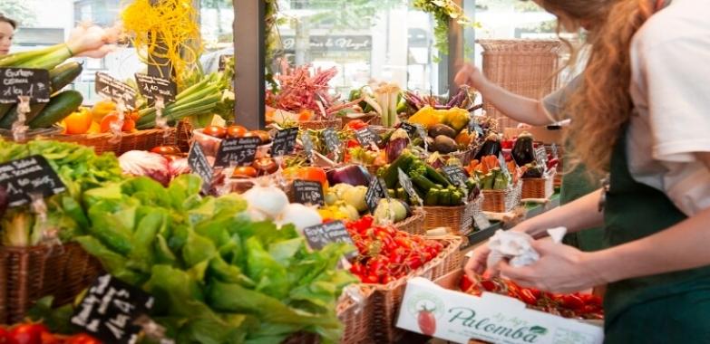 I mercati contadini fanno bene alla salute e al territorio